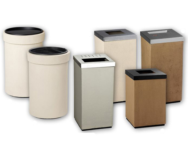 ECO FIBRE BINS
